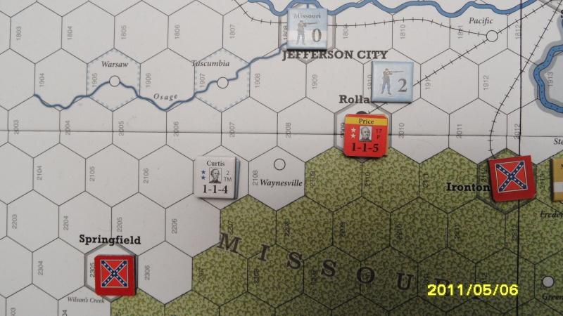 """CR: US Civil War de GMT  """"Campaign Game""""  - Page 3 Sam_2851"""