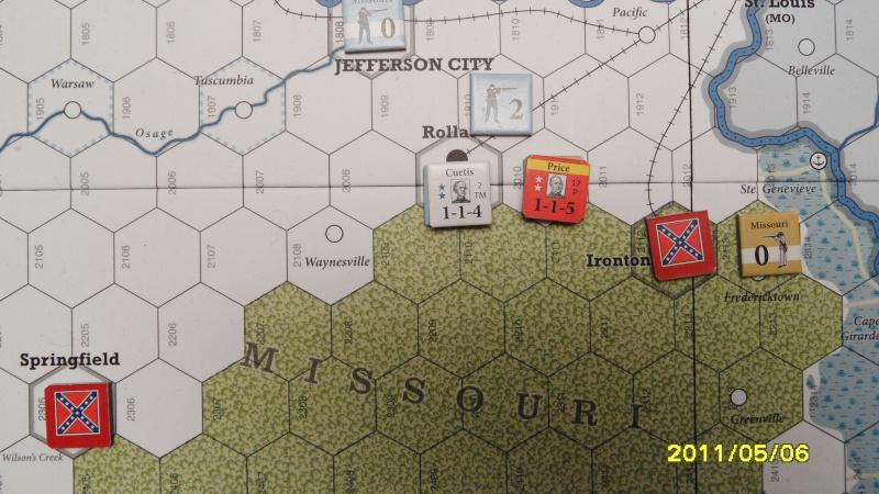 """CR: US Civil War de GMT  """"Campaign Game""""  - Page 3 Sam_2853"""