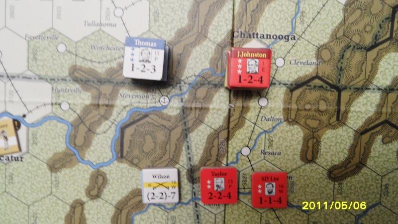 """CR: US Civil War de GMT  """"Campaign Game""""  - Page 3 Sam_2855"""