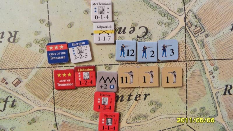 """CR: US Civil War de GMT  """"Campaign Game""""  - Page 3 Sam_2856"""