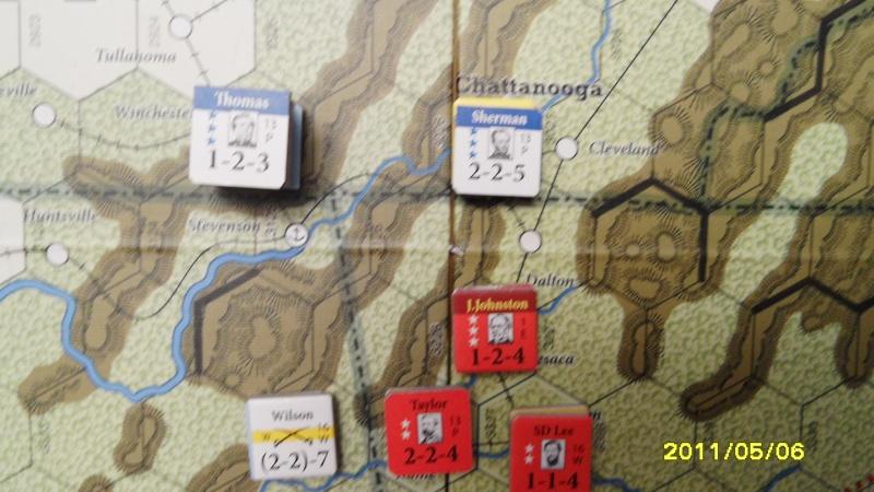 """CR: US Civil War de GMT  """"Campaign Game""""  - Page 3 Sam_2857"""