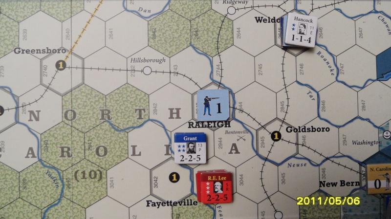"""CR: US Civil War de GMT  """"Campaign Game""""  - Page 3 Sam_2858"""