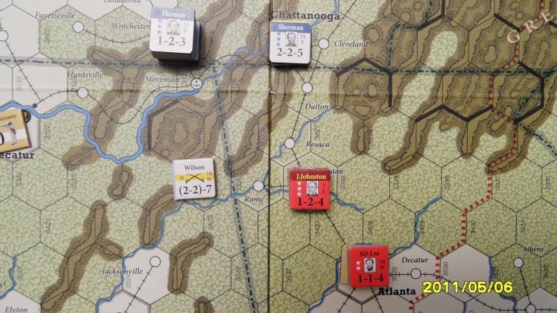 """CR: US Civil War de GMT  """"Campaign Game""""  - Page 3 Sam_2859"""