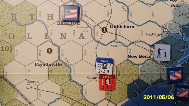 """CR: US Civil War de GMT  """"Campaign Game""""  - Page 3 Sam_2860"""