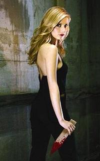 ~Je ne loupe jamais le coeur~ Buffy Summers Buffy10