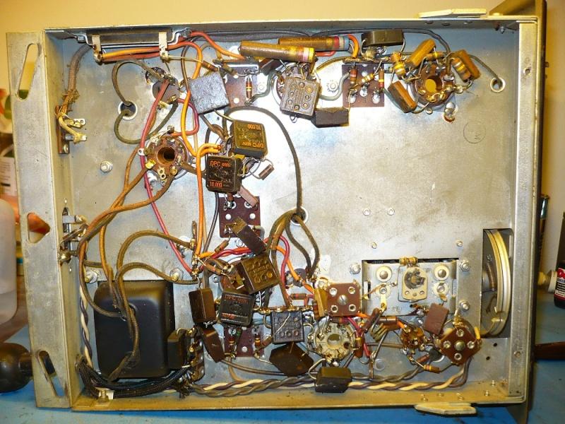 Magnavox 153B Hepplewhite. P1000810