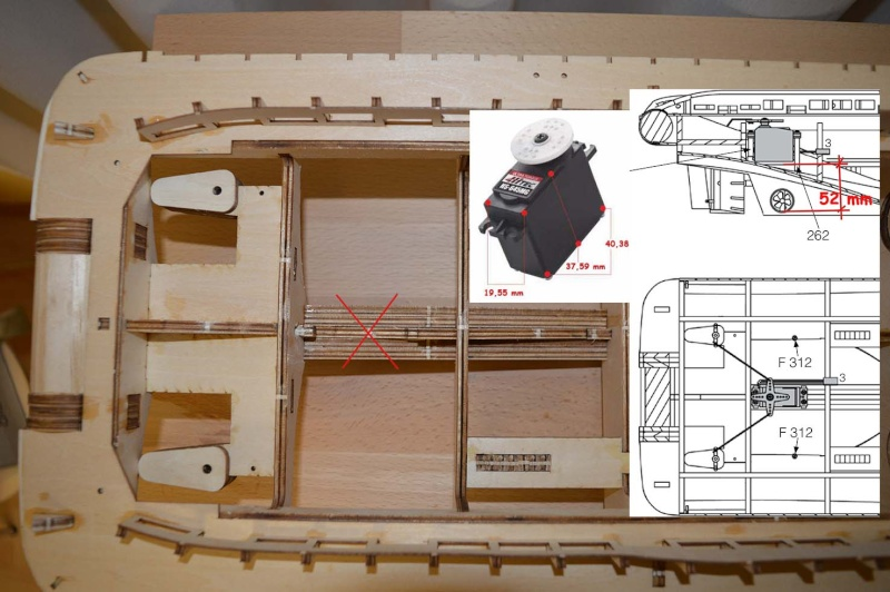 du Fairmount Alpine de Billing Boats, recherche de conseils Guy33018