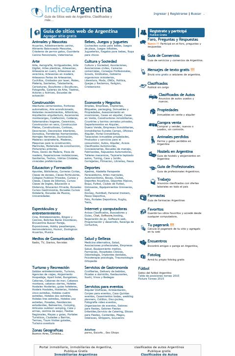 Sitios Argentinos :: indiceargentina.com.ar Wp_ss_11