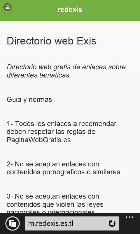 Directorio sin reciproco :: www.redexis.es.tl Wp_ss_13