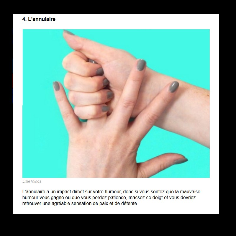 Appuyez sur votre index pendant 60 secondes - un miracle agréable se produira dans votre corps. P1060314