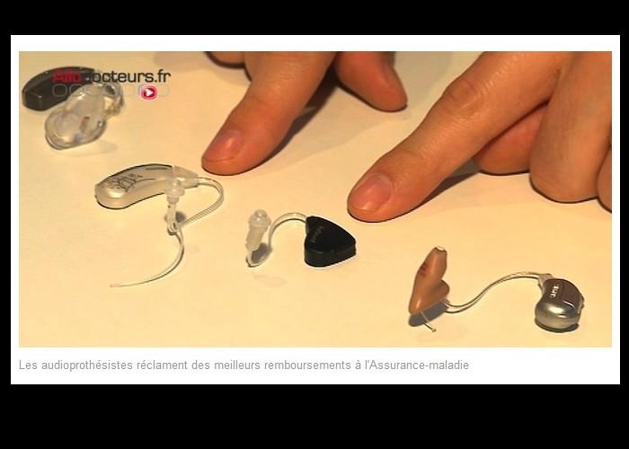 Les audioprothésistes réclament des meilleurs remboursements à l'Assurance-maladie Sans_315