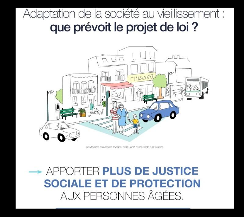 Autonomie: la loi sur l'adaptation de la société au vieillissement adoptée Sans_318