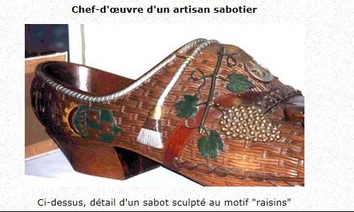 Bretagne - Sabotier d'Antan Sans_346