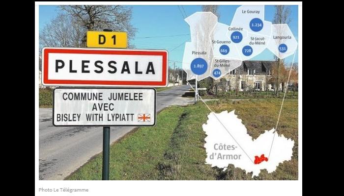 Communes nouvelles. Les six nouvelles venues au 1er janvier 2016 Sans_359