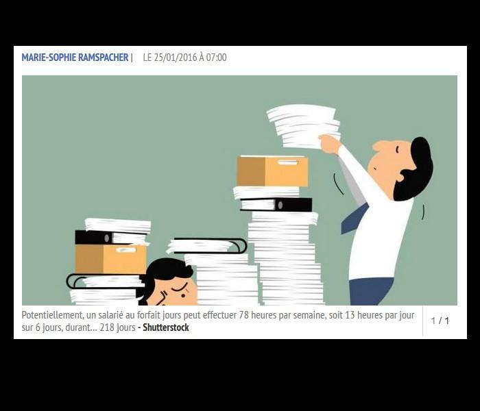 Surcharge de travail : le tabou commence à tomber Sans_696