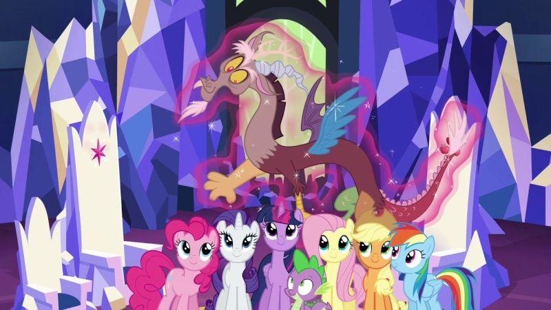 My Little Pony : Friendship is magic Discor10