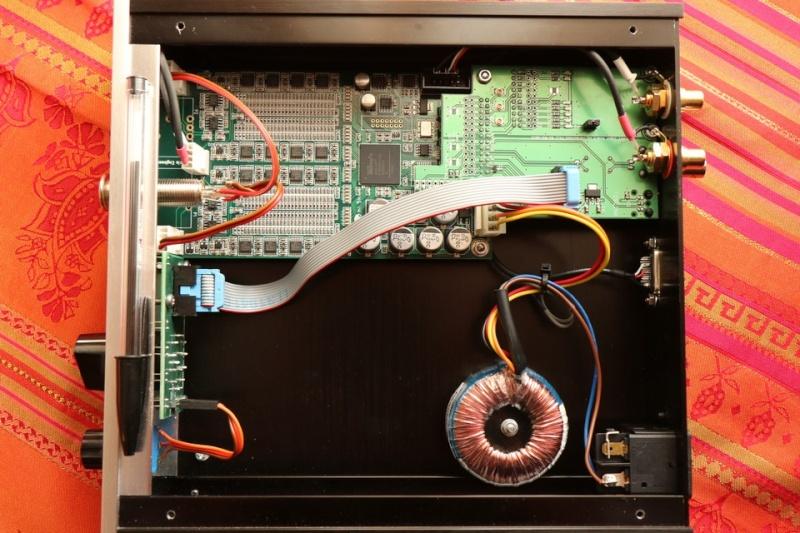 Modulo Dac Soekris R-2R 24 bit 384 Khz su diyaudio Img_1711