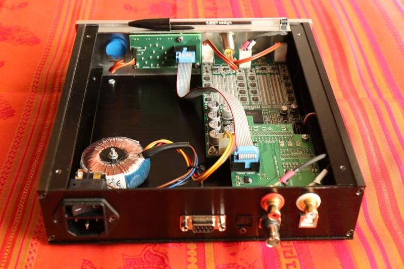 Modulo Dac Soekris R-2R 24 bit 384 Khz su diyaudio Img_1712