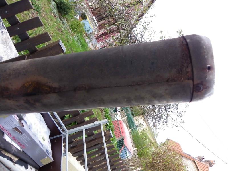 [DOUBLON]  Deauville 650 : Échappement neuf en place du pot rouillé Collec12