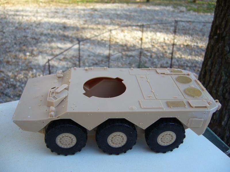 Véhicules français en OPEX.....VBL et AMX 10 RCR Tiger Model 1/35 P1030224