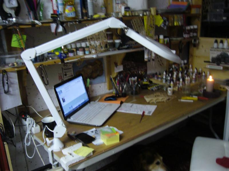 Lampe loupe et nettoyeur ultra-sons.... P1030322