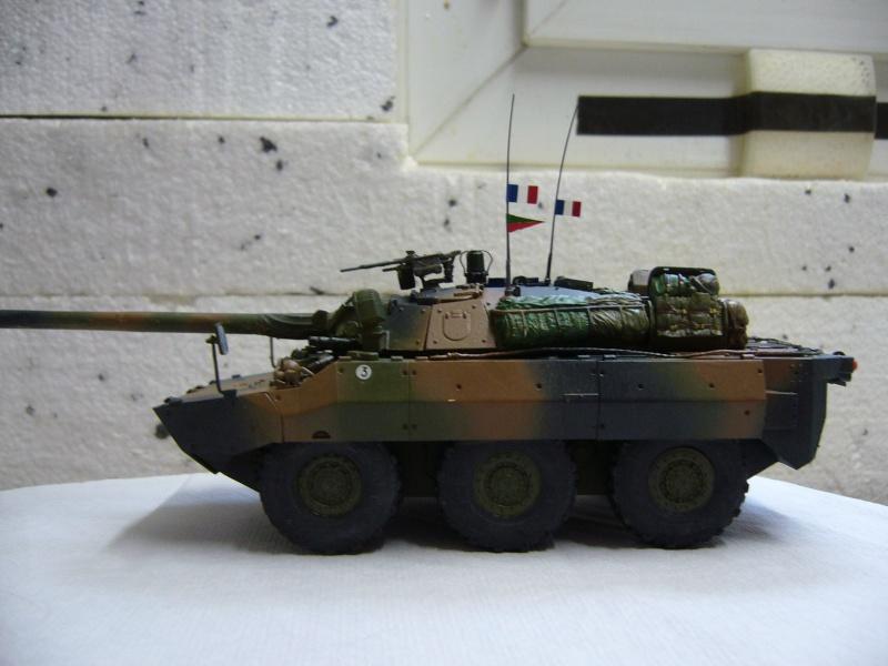 Véhicules français en OPEX.....VBL et AMX 10 RCR Tiger Model 1/35 - Page 2 P1030427