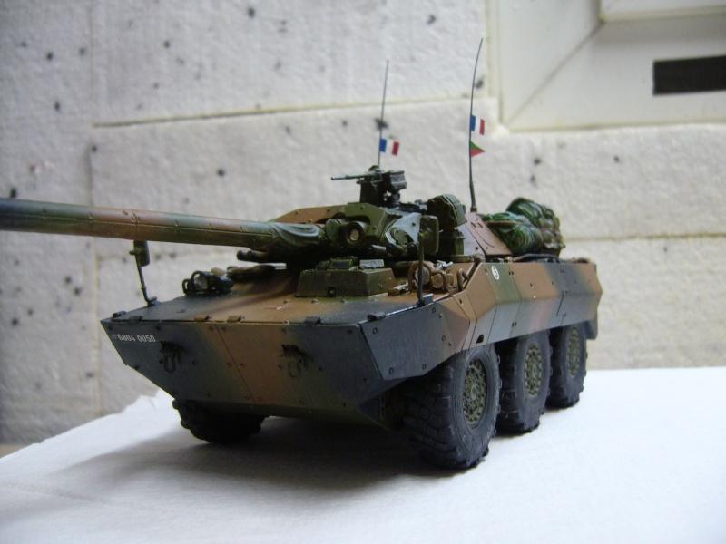 Véhicules français en OPEX.....VBL et AMX 10 RCR Tiger Model 1/35 - Page 2 P1030428