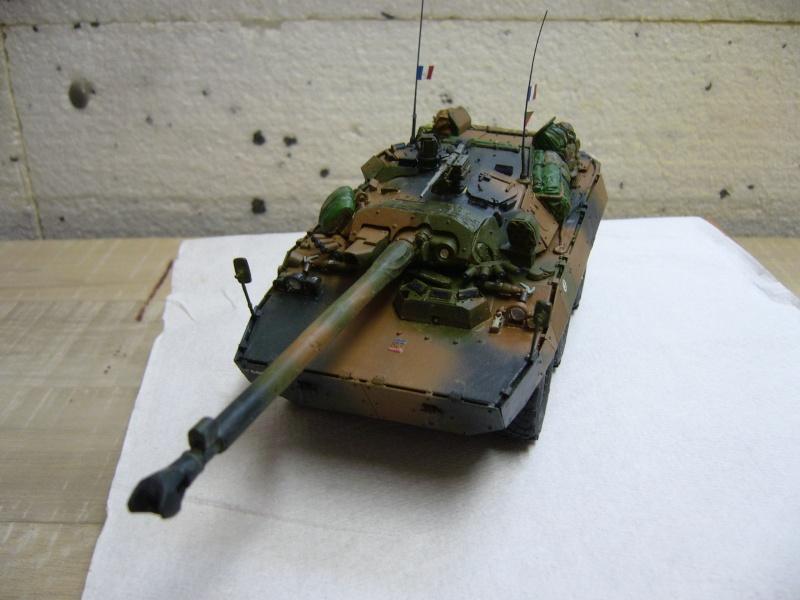 Véhicules français en OPEX.....VBL et AMX 10 RCR Tiger Model 1/35 - Page 2 P1030429