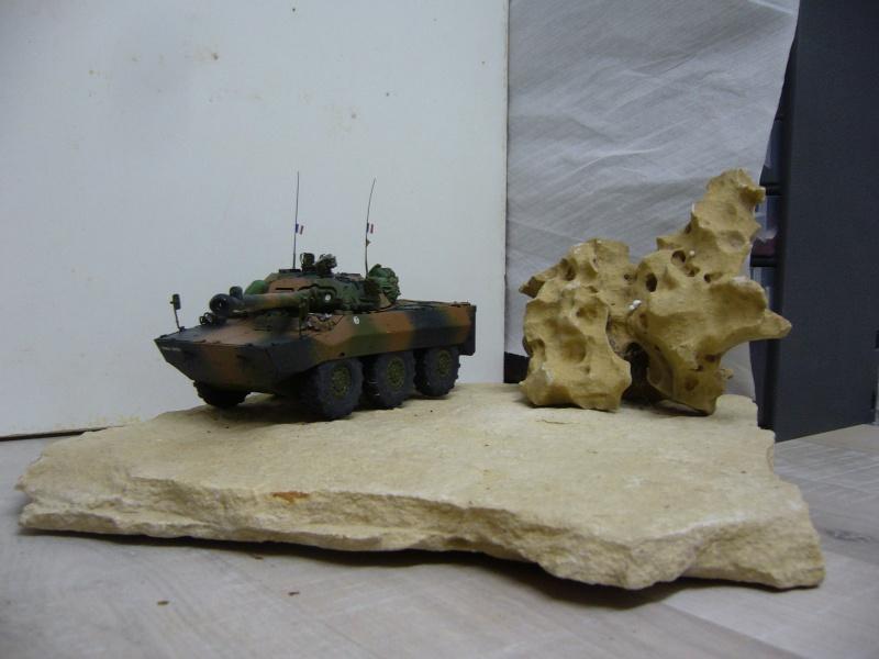 Véhicules français en OPEX.....VBL et AMX 10 RCR Tiger Model 1/35 - Page 3 P1030431