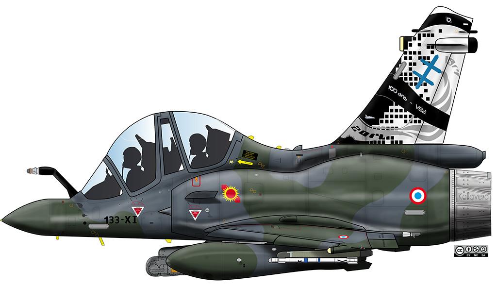 Mirage 2000D - Livrées spéciales 661_sp10
