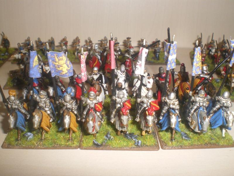 Armée médiévale pour Art de la guerre - Page 2 Imgp0011