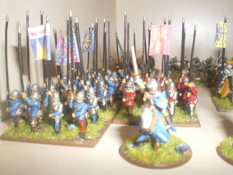 Armée médiévale pour Art de la guerre - Page 2 Imgp0012