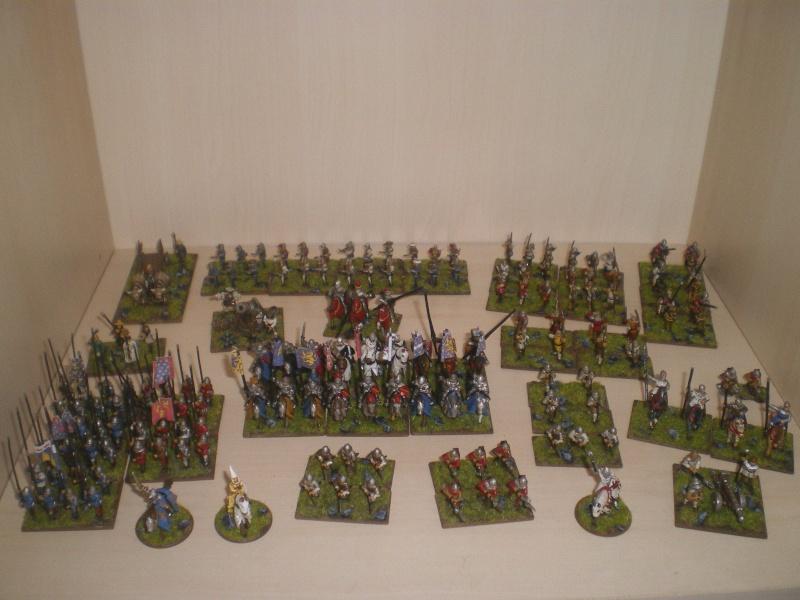 Armée médiévale pour Art de la guerre - Page 2 Imgp0013
