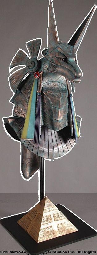 Collection n°529 : Rocketeer 67 - MAJ 09 jan 2019 - Alien -Jango -Harley -Sirène Anubis10