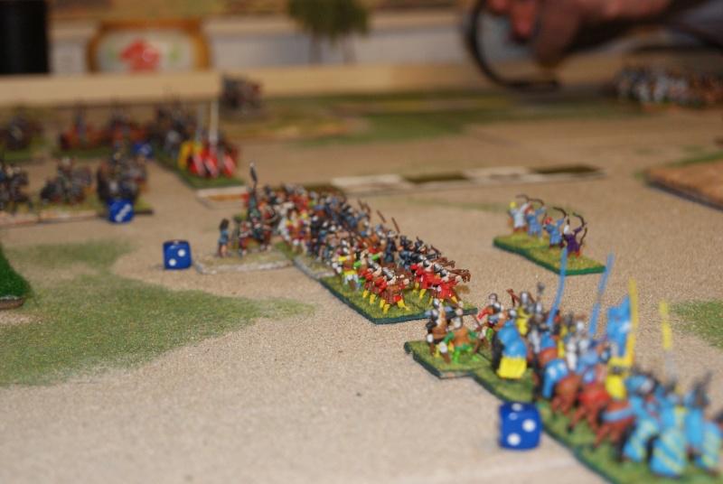 mongols Ilkhanides versus croisés tardif Dsc03310