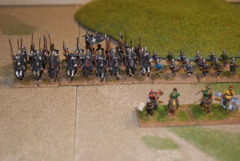mongols Ilkhanides versus croisés tardif Dsc03311