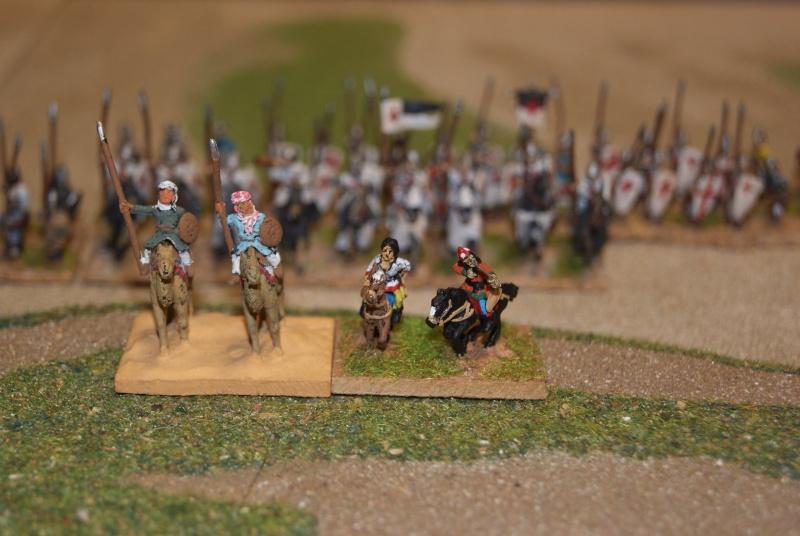 mongols Ilkhanides versus croisés tardif Dsc03313