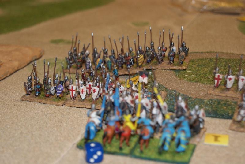mongols Ilkhanides versus croisés tardif Dsc03314