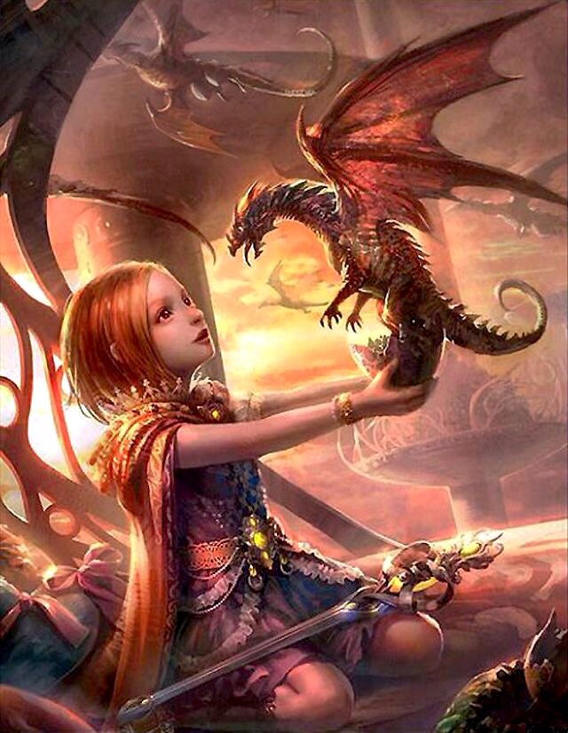 Dragons - Page 4 Tumblr17