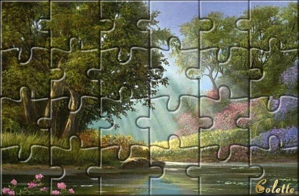 """N° 19 PFS """" Effet Puzzle """" Sans_t11"""
