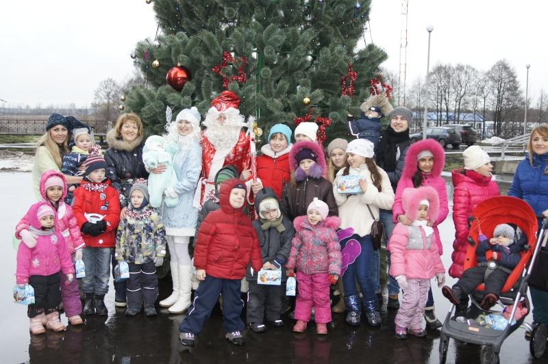 Новогодний праздник для детишек в нашем ЖК! - Страница 3 _dsc6311