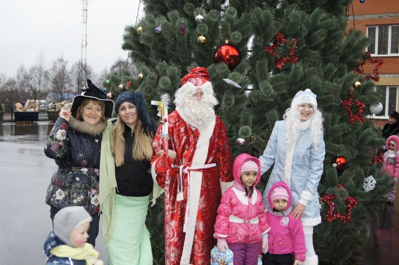 Новогодний праздник для детишек в нашем ЖК! - Страница 3 _dsc6312