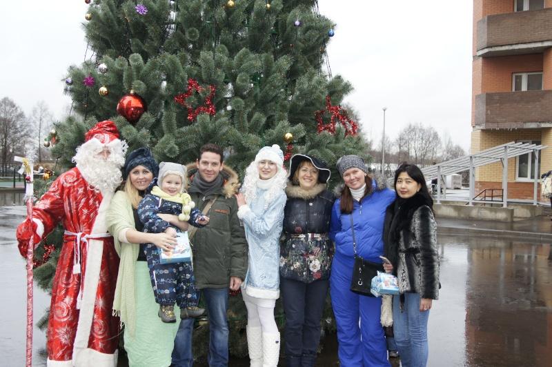 Новогодний праздник для детишек в нашем ЖК! - Страница 3 _dsc6313