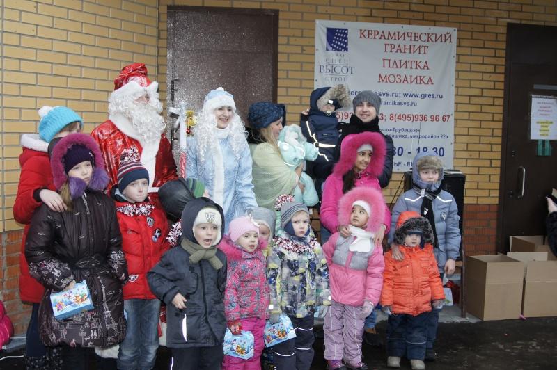 Новогодний праздник для детишек в нашем ЖК! - Страница 3 _dsc6314