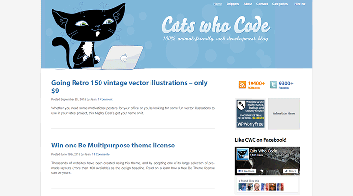 Top 13 Web Development Blogs You Should be Reading Catswh10