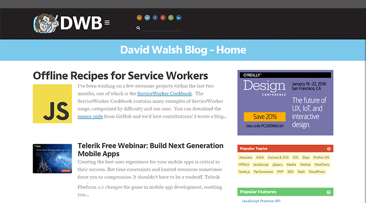 Top 13 Web Development Blogs You Should be Reading David-10