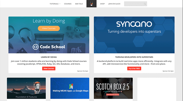 Top 13 Web Development Blogs You Should be Reading Scotch10