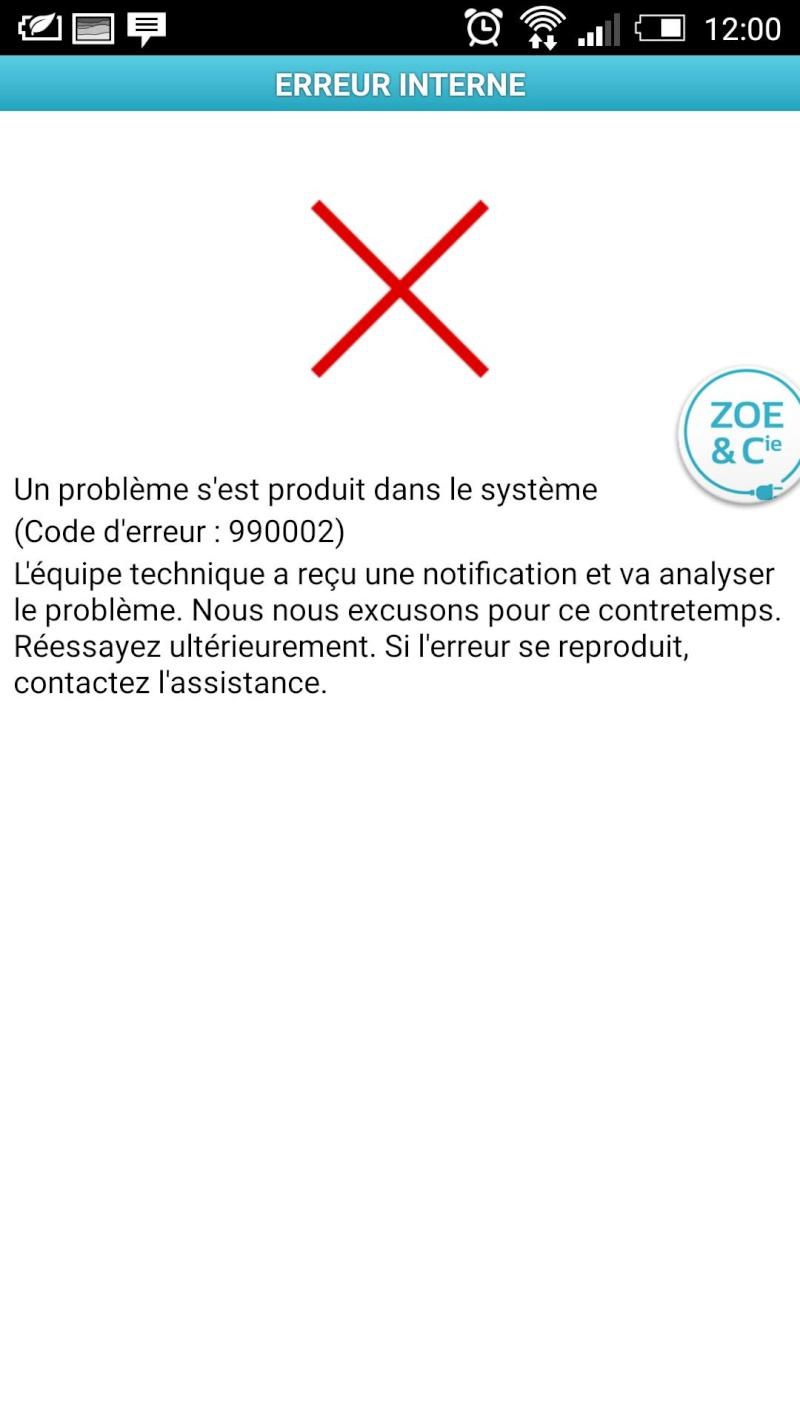 charge differee - Réactivation programmation de la charge 12695510
