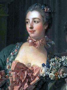 Miniature de Mme de Pompadour ??? Pompad10