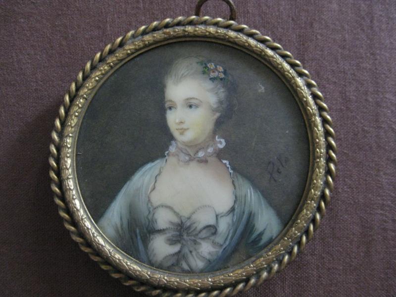Miniature de Mme de Pompadour ??? S-l16010